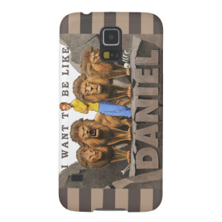 Galaxy S5 Cover - I Want To Be Like Daniel - Boy