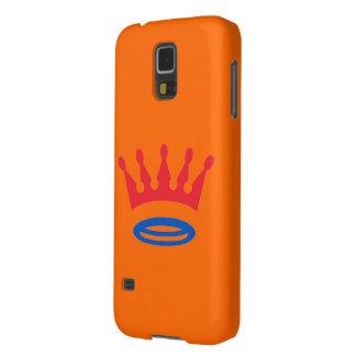 Galaxy S5 orange with Dutch nib Cases For Galaxy S5