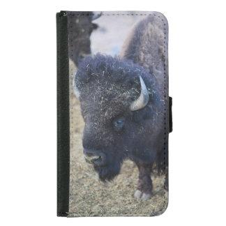 Galaxy S5 Wallet Case Buffalo