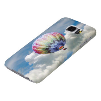 Galaxy S6 case - Hot Air Balloon in the Clouds Samsung Galaxy S6 Cases