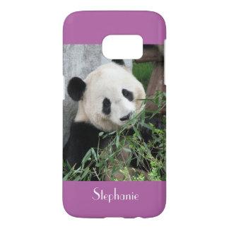 Galaxy S7 Case Giant Panda, CHOOSE YOUR COLOR