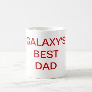 Galaxy s Best Dad Mug