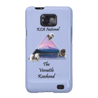 Galaxy S Case (blue) Samsung Galaxy S2 Cover