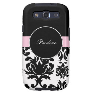 Galaxy S Damask Cases Samsung Galaxy S3 Cases