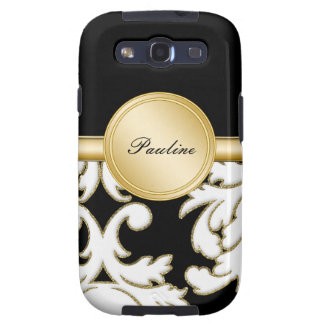 Galaxy S Damask Cases Galaxy S3 Cases