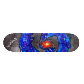 Galaxy Skateboard Deck