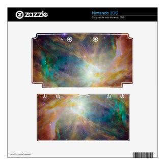 Galaxy Skin Decals For Nintendo 3DS