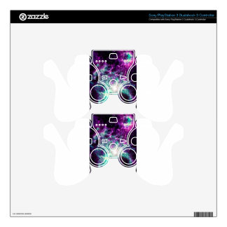 galaxy skins for PS3 controllers