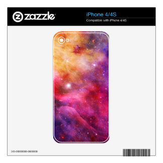 Galaxy Skins For The iPhone 4S