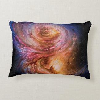 Galaxy SMM J2135-0102 Accent Pillow