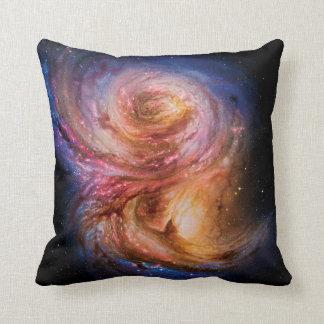 Galaxy SMM J2135-0102 Throw Pillow