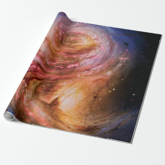 Galaxy SMM J2135-0102 Wrapping Paper