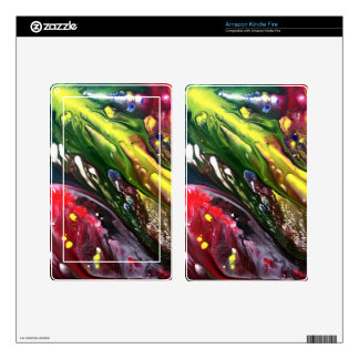 Galaxy Space Art Skin For Kindle Fire