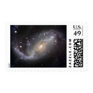 Galaxy Space Stamp