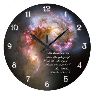 Galaxy Spacial Scripture Creation