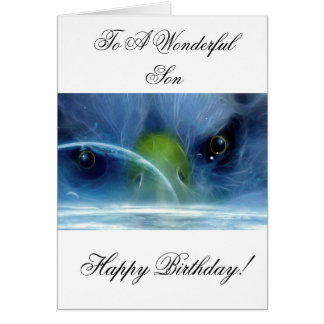 Galaxy Spirit Card