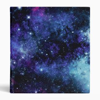 Galaxy Stars 3 Binder