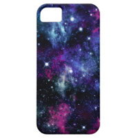 Galaxy Stars 3 iPhone 5 Cases