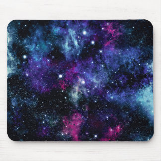 Galaxy Stars 3 Mouse Pad
