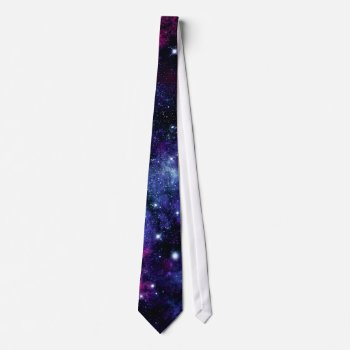 Galaxy Stars 3 Tie by OrganicSaturation at Zazzle