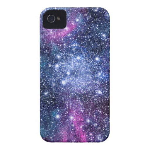 Galaxy Stars iPhone 4 Case-Mate Cases