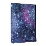 Galaxy Stars iPad Folio Case