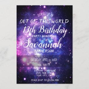 Stars Stars Birthday Invitation Stars Birthday Invitation PLASTIC Stars Birthday Stars Birthday Birthday Invite