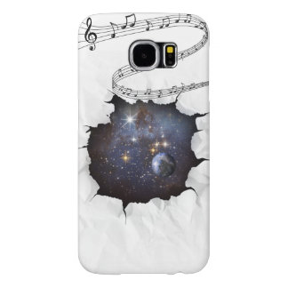 Galaxy Starz Universe Music iPhone6 Case