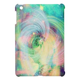 Galaxy Swirls Print iPad Mini Covers