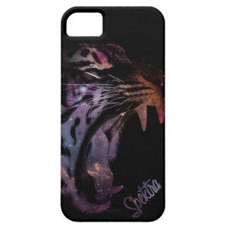 Galaxy Tiger iPhone SE/5/5s Case