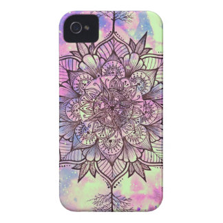 Galaxy Tree Mandala iPhone 4 Case-Mate Case