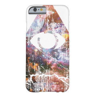 Galaxy Triangle Barely There iPhone 6 Case