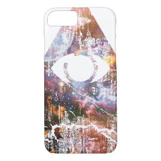 Galaxy Triangle iPhone 8/7 Case