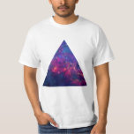 Galaxy Triangle (Light) T-shirt