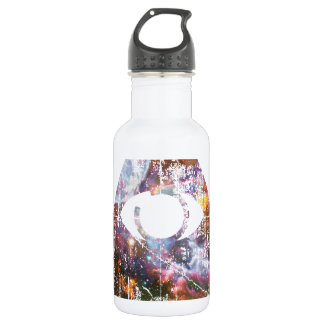 Galaxy Triangle Stainless Steel Water Bottle