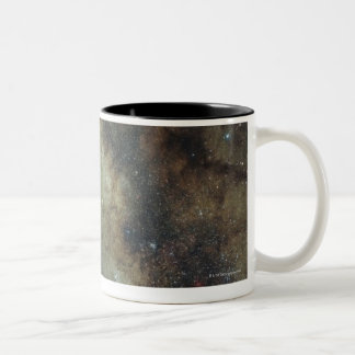 Galaxy Two-Tone Coffee Mug