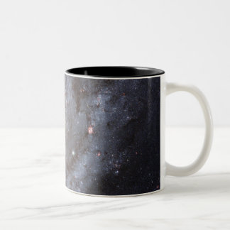 Galaxy Two-Tone Coffee Mug