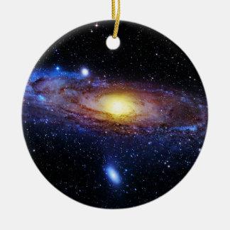 Galaxy Unknown Ceramic Ornament