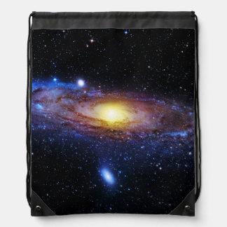 Galaxy Unknown Cinch Bags