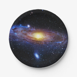 Galaxy Unknown Paper Plate