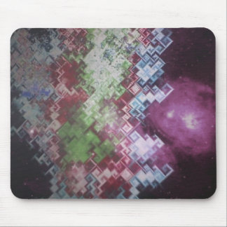 GalaxyCubed copy Mouse Pad