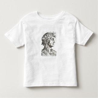 Galba Caesar (3 BC-69 AD), 1596 (engraving) Toddler T-shirt