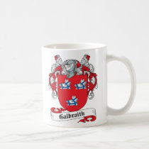 Galbraith Family Crest Mug