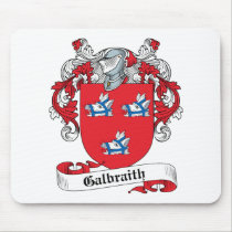 Galbraith Family Crest Mousepad