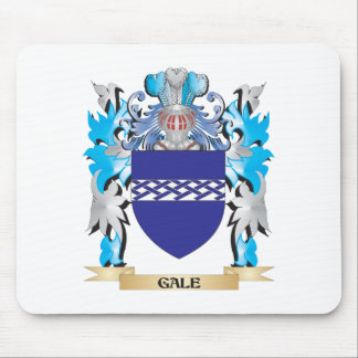 Gale Coat of Arms - Family Crest Mouse Pad