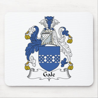 Gale Family Crest Mouse Pad