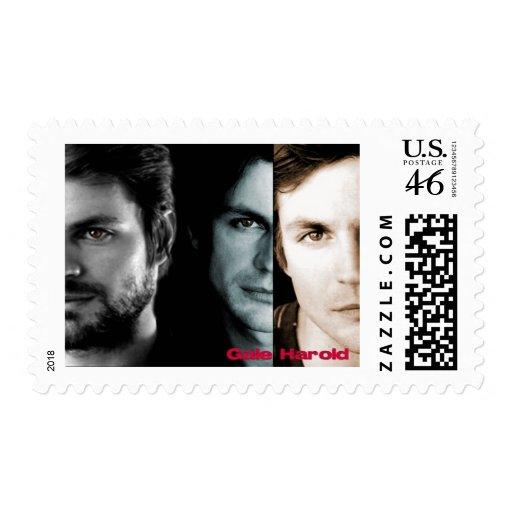 Gale Harold 10x14 Stamp