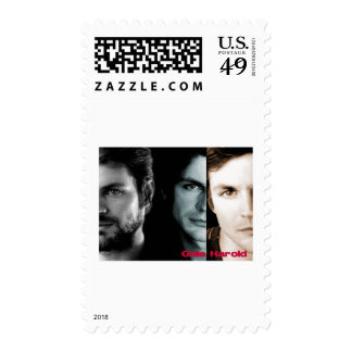 Gale Harold 10x14 Postage Stamps