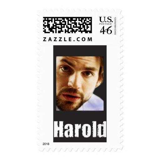 Gale Harold 6x3 Postage
