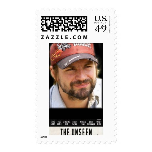 Gale Harold Postage Stamps